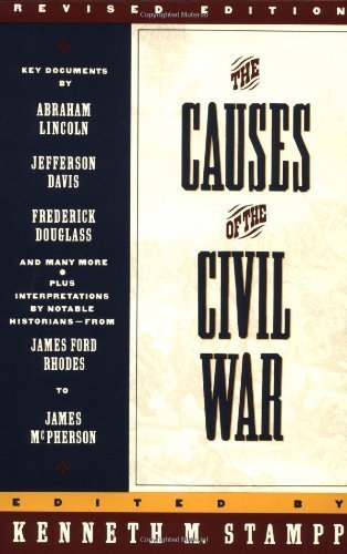 The Causes of the Civil War (Touchstone) by Kenneth M. Stampp (1992-01-01) (The Causes Of The Civil War Kenneth Stampp)