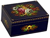 Walnut Hollow Unfinished Wood Classic Box with