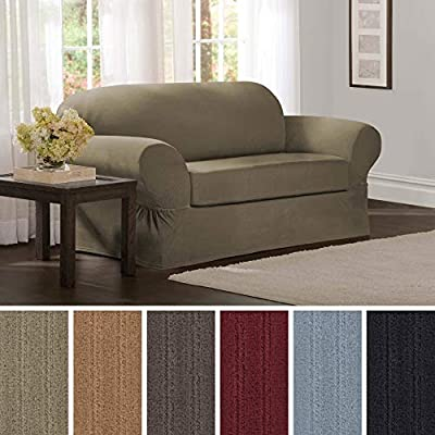 Maytex Collin Stretch Slipcover Sofa