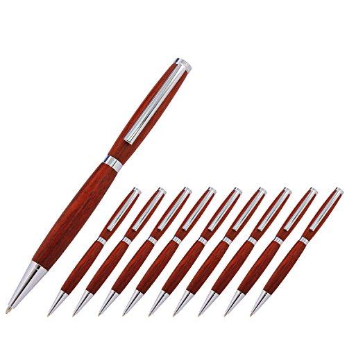 (Legacy Woodturning, Slimline Pen Kit, Many Finishes, Multi-Packs)