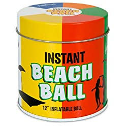 Accoutrements Beach Ball - Instant in a Can