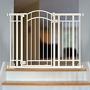 Summer Infant Multi-Use Deco Extra Tall Walk-Thru Gate