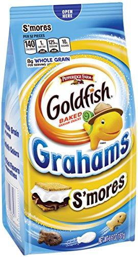 Pepperidge Farm Goldfish Grahams Crackers S