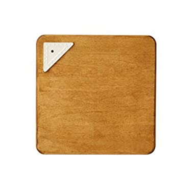 Nora Fleming - Square Wooden Appetizer Board - E4B