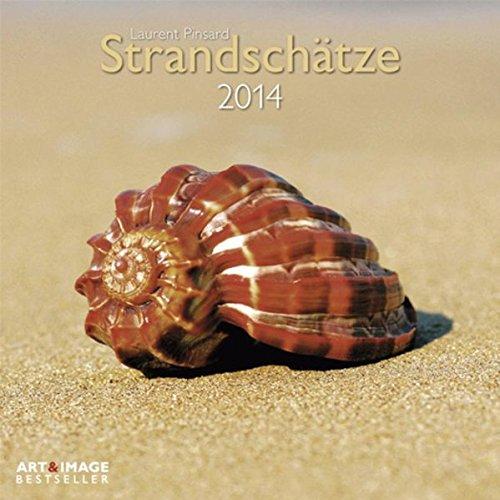Strandschätze 2014 Broschürenkalender
