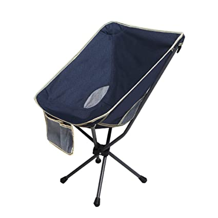 Outdoor Storage Portable Folding Chair Mini Backrest Fishing Moon Chair Director Sketch Backpack Folding Chair Outdoor Furniture