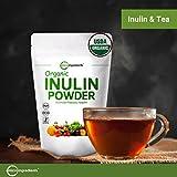 Organic Inulin FOS Powder