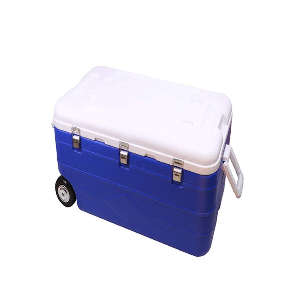 Ambiguity Kühlboxen,180L Sea Fishing Box Lebensmittel Lagerung und Transport Kühlschrank PU-Dämmung-Box