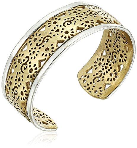 Lucky Brand Openwork Cuff Bracelet