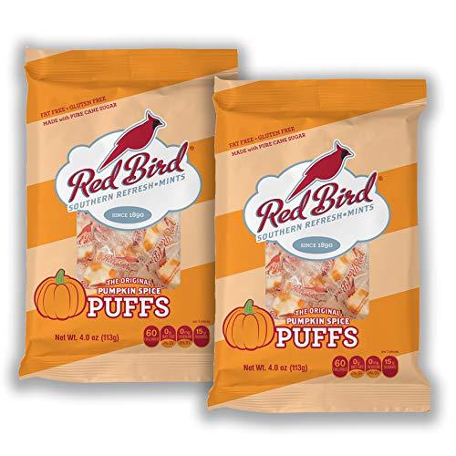 Red Bird Pumpkin Spice Puffs 4 Oz (2 Pack - 8 Ounces Total) ()