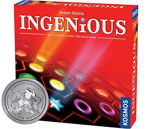 Thames & Kosmos Ingenious Ultimate Family Strategy Game.
