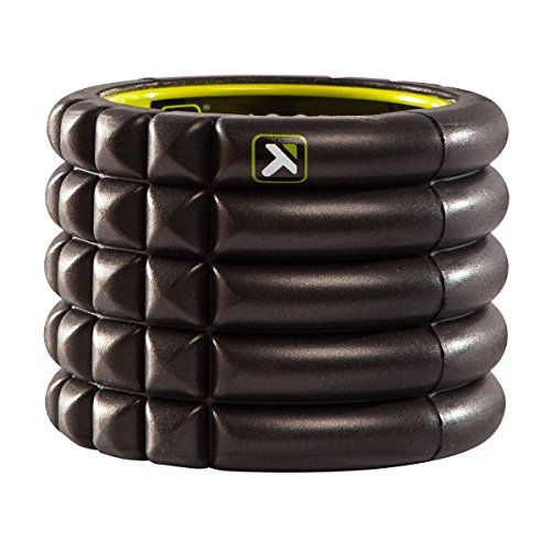 Trigger Point Grid Mini Foam Roller Black, 5in by TRIGGERPOINT