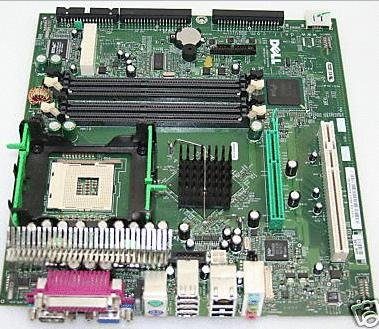 Dell Optiplex Gx270 Series - DG279 XF826 R2472 J2865 H1105 H1489 CG566 C7018 FG011 U1324. Dell GX270 Computer Motherboard