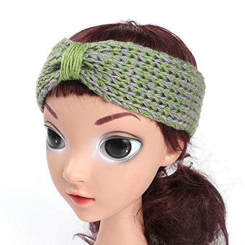 gorras gorros para y bohemio tipo9 sombreros cabello de Aimado el accesorios ni Diadema lana estilo os lindos para awq60Z