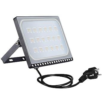 Floodlight Led Foco Proyector 100W, Bellanny LED reflector Led ...