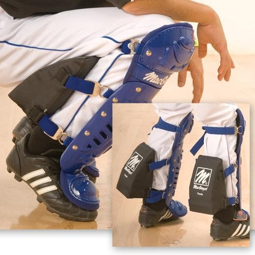 Baseball Catchers Knee Support - Macgregor Catcher's Knee Support - Adult (PR)