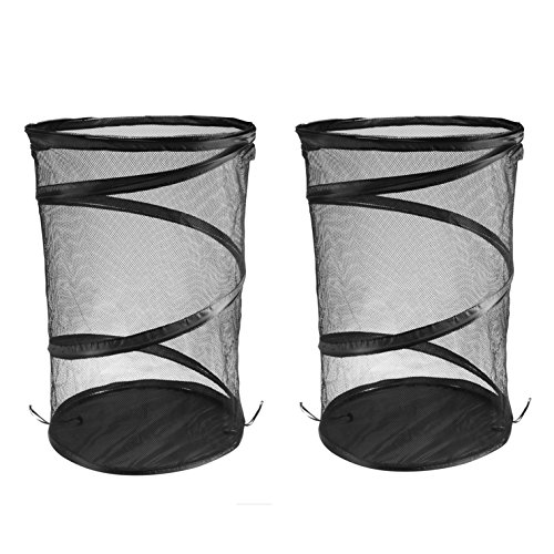 Ohuhu Pop Up Laundry Hamper 2 pack