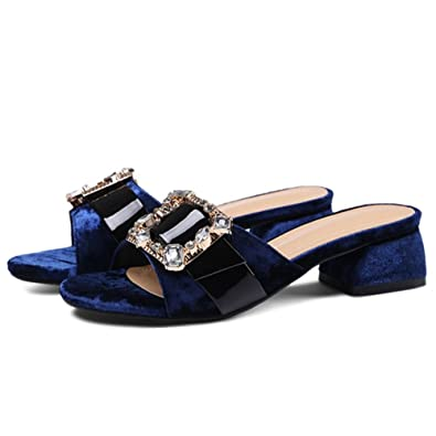 e5224552cc02 NuKa Top quality women shoes sandals in summer leather shoes fashion  elegant rhinestone big size 34