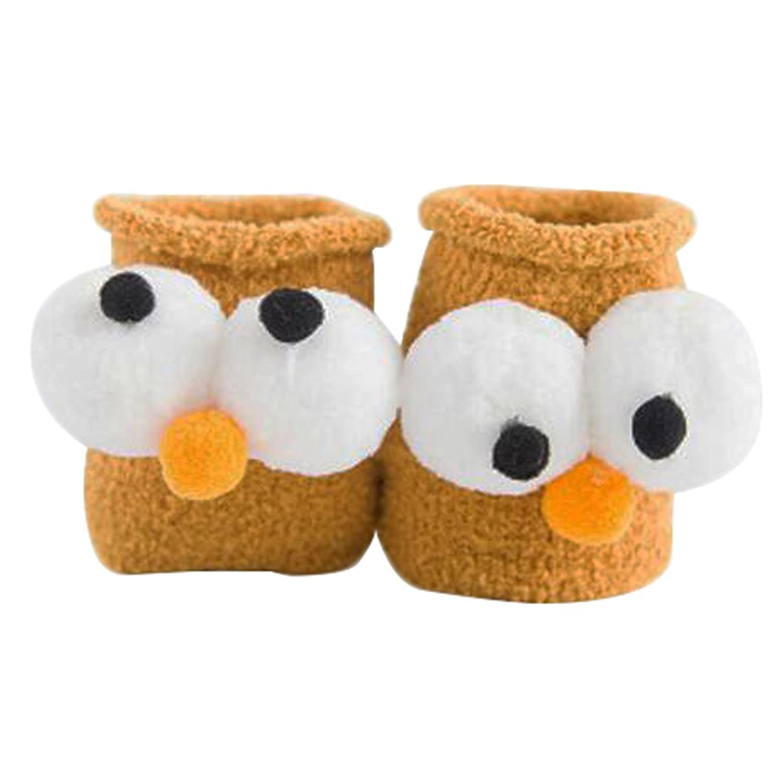 Calcetines de bebé fresco mantener caliente calcetines de piso ...