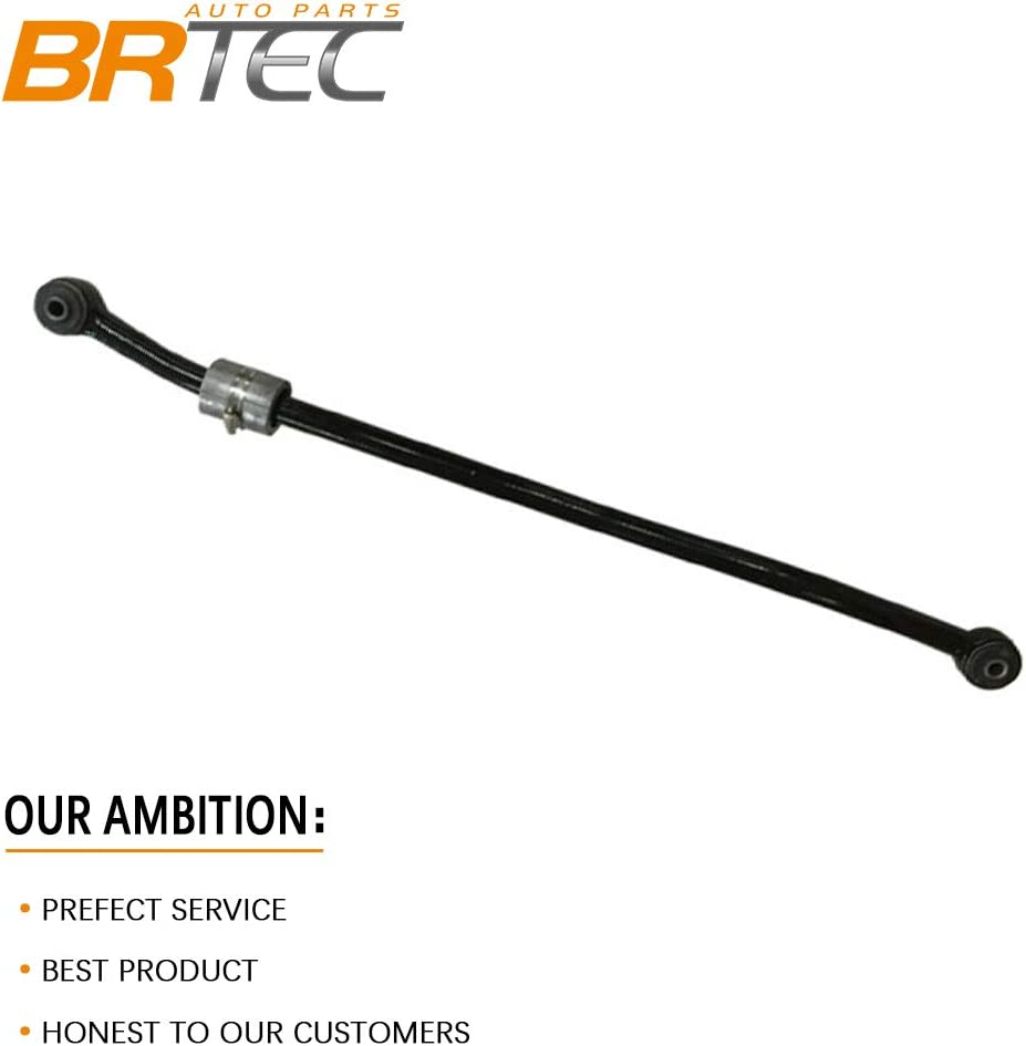 BRTEC MS251066 Front Track Bar for 1999 2000 2001 2002 2003 2004 Jeep Grand Cherokee 2WD 4WD Track Bar