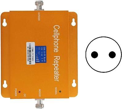 Amplificador de señal de teléfono móvil con radiación de ...