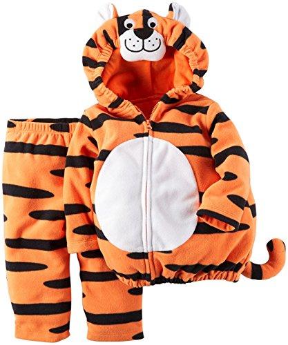 [Carter's Little Tiger Halloween Costume-3-6 Months] (Tiger Halloween Costumes)