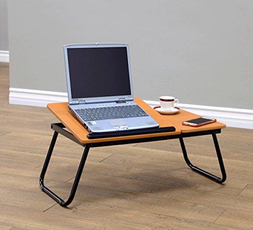 Frenchi Home Furnishing Large Size Portable Laptop Desk Stan
