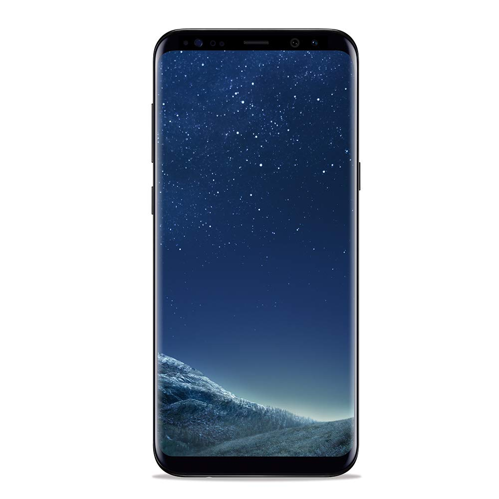 Samsung Galaxy S8+ 64GB Factory Unlocked Smartphone - 6.2