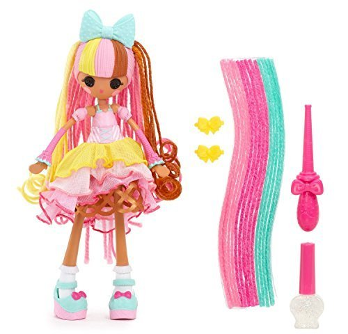 [Lalaloopsy] Lalaloopsy Crazy Hair Doll Scoops Waffle Cone 537274 [parallel import goods]