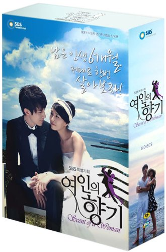 Korea TV Series Scent of a Woman (DVD)(6-Disc)(English Subtitled)(SBS TV Drama)(DVDD353)