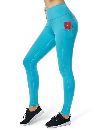 ALONG FIT Pantalons de Yoga Femme f20db7b461a
