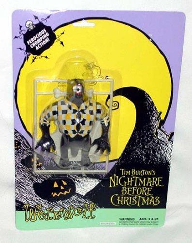 orden ahora disfrutar de gran descuento Tim Burton's Nightmare Before Christmas Werewolf Figura by Nightmare Nightmare Nightmare Before Christmas  lo último