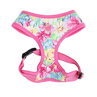Puppia Authentic Spring Garden Harness A from Puppia Int'l Inc.