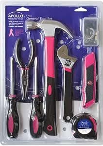 Apollo Precision Tools DT1043P General Tool Kit, 8 Piece
