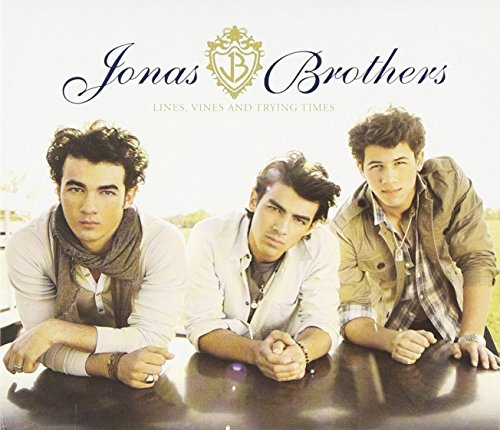 Lines, Vines and Trying Times (Brothers Rock Jonas)