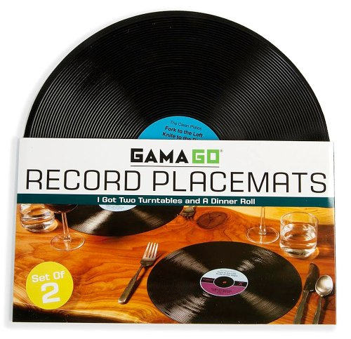 Record Placemats