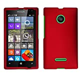 Zizo Carrying Case for Nokia Lumia 435 - Retail Packaging - Red