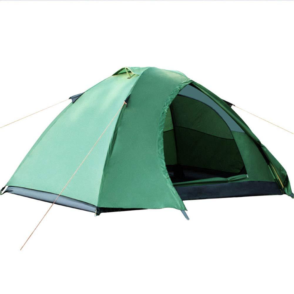 Zelt Doppel Ebenen Wasser Widerstands Telfer Drei Zimmer Und Ein