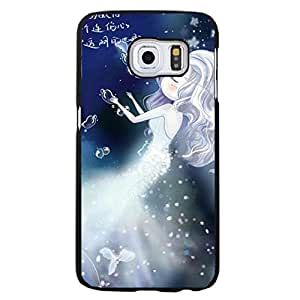 Samsung Galaxy S6 Edge Plus Mobile Shell Handy Dynamic Snap on Samsung Galaxy S6 Edge Plus Night Little Girl Cry Pattern Cell Shell