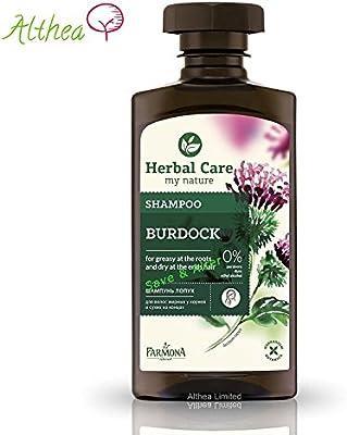 Farmona Herbal Care My Nature Burdock Shampoo 330ml: Amazon.es ...