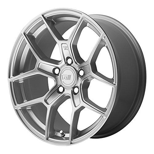 Motegi Racing MR133 Wheel Rim Hyper Silver 17×8.5 5×120 35mm Offset