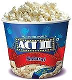 Act II Microwave Popcorn Tub, Natural, 130g