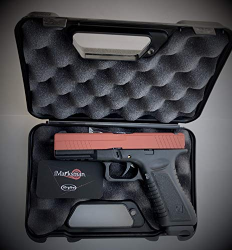 iMarksman Training Laser Pistol Free Case Metal Mag Trigger Reset Dry Fire Next Level Simulator