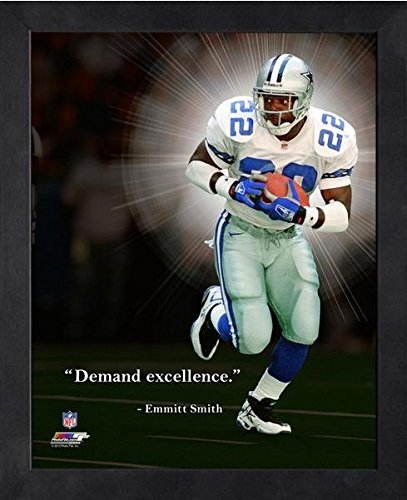 - Emmitt Smith Dallas Cowboys ProQuotes Photo (Size: 9