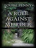 A Rule Against Murder (Thorndike Mystery)