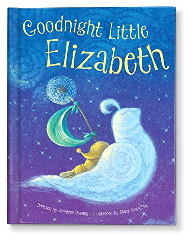 Goodnight Little Me Personalized Storybook: I See Me! Book / A Perfect Baby Shower Gift!
