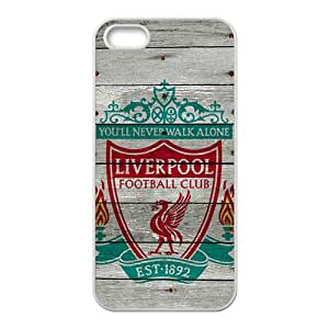 Liverpool Football Club Hot Seller Stylish Hard Case For Iphone 5s