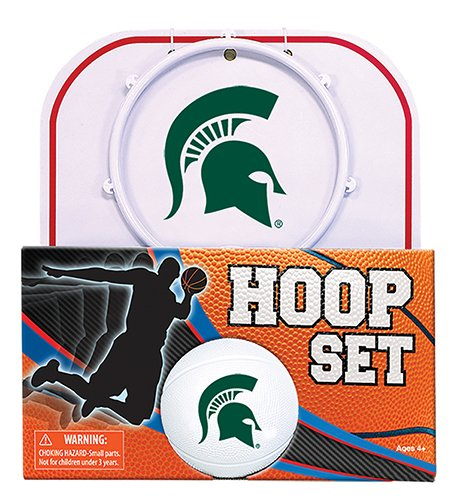 Hoop Set Michigan State Game