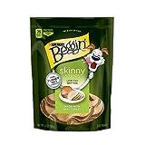Purina Beggin' Skinny Strips Real Turkey Flavor Dog Treats – (6) 5.5 Oz. Pouches