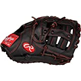 Rawlings R9 Baseball Youth Pro Taper 12' FBM, R9YPTFM16B-0/3 Gloves , Left Hand Throw